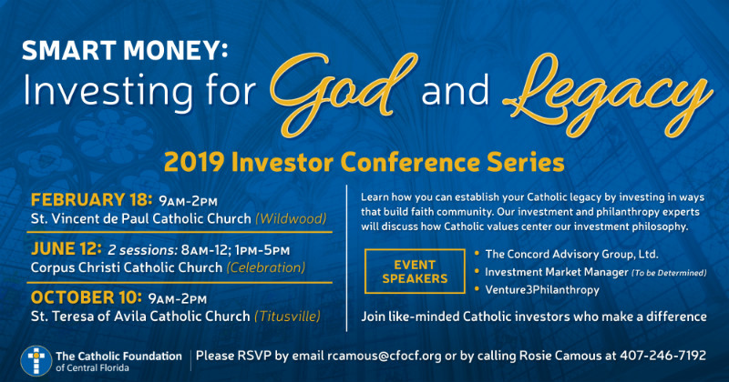 2019 Investor Conference Series RC 800W