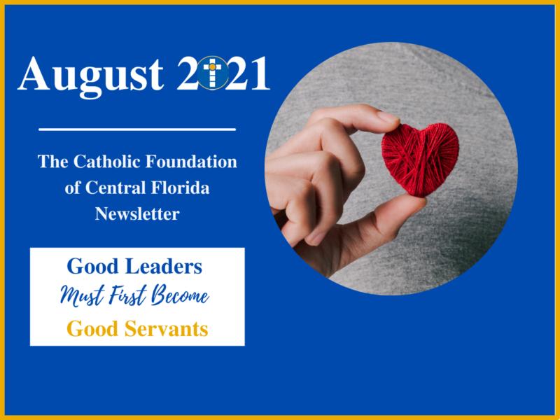 2021 Aug Newsletter Banner