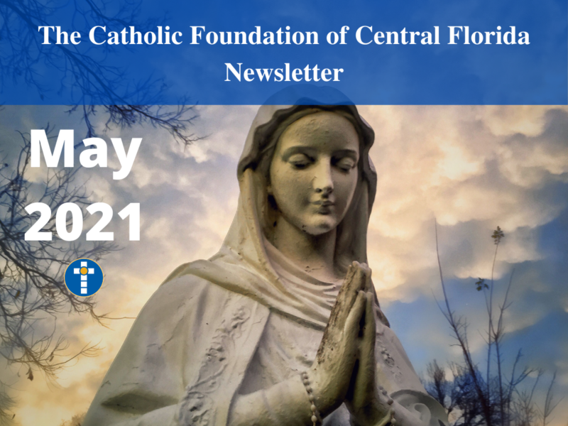 2021 May Newsletter Current Happenings 1200 X 900