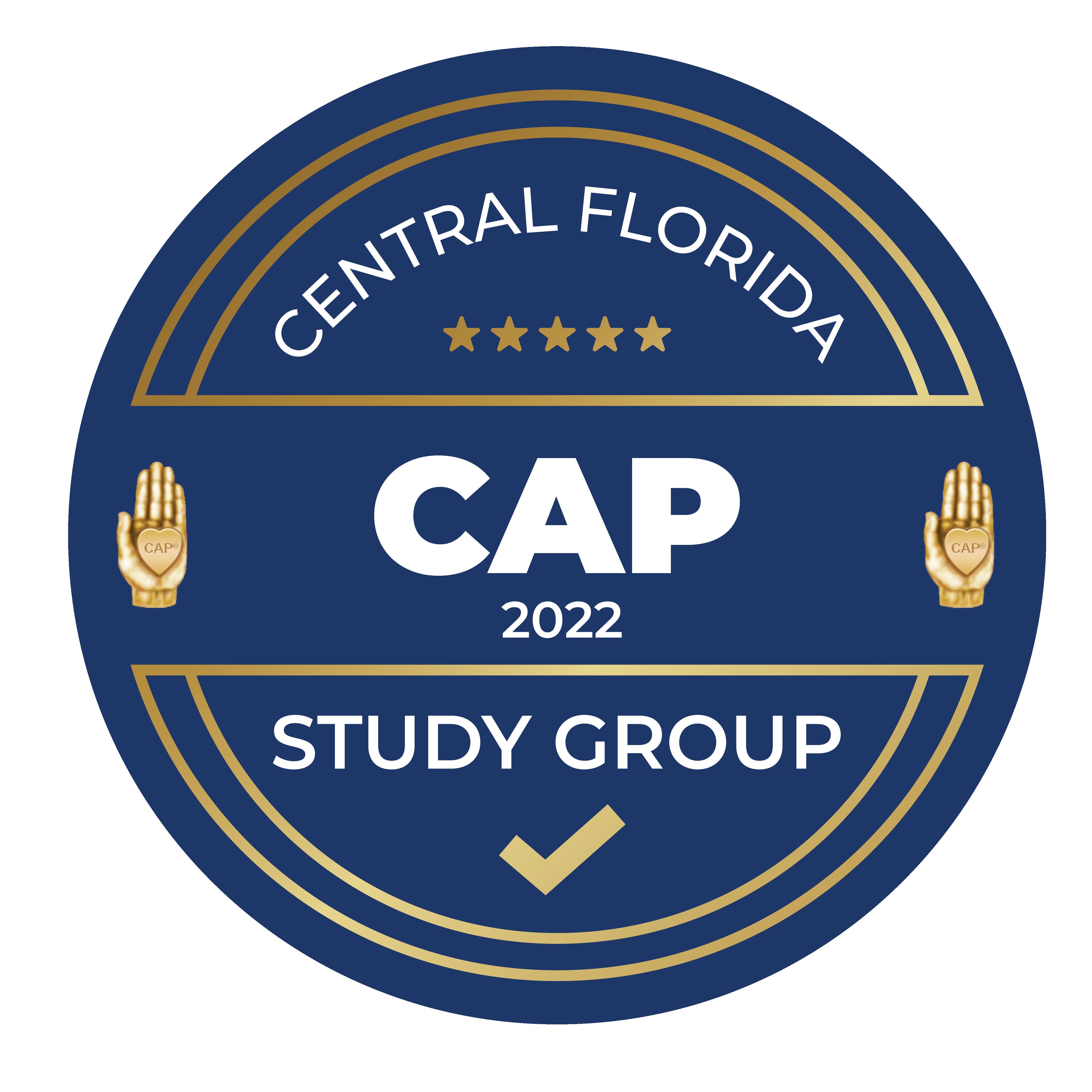 Central Florida Inaugural CAP Study Group