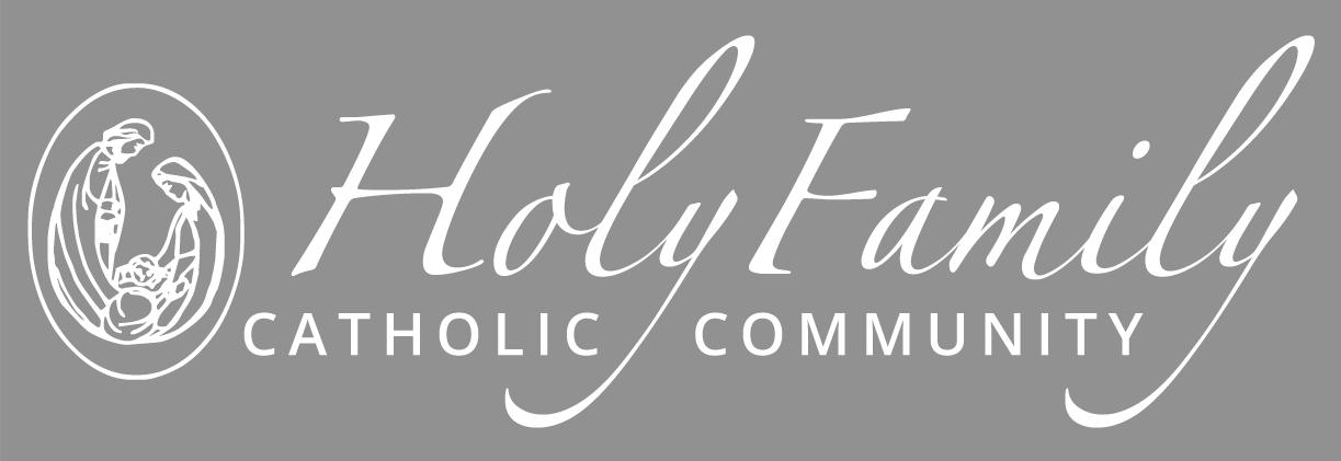 Holy Family Catholic Community logo