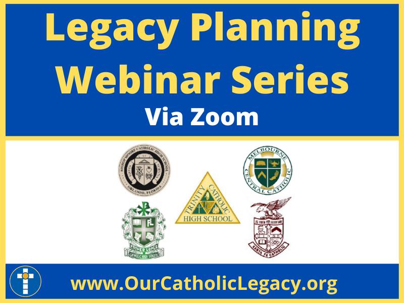 Legacy Planning Webinar Happenings