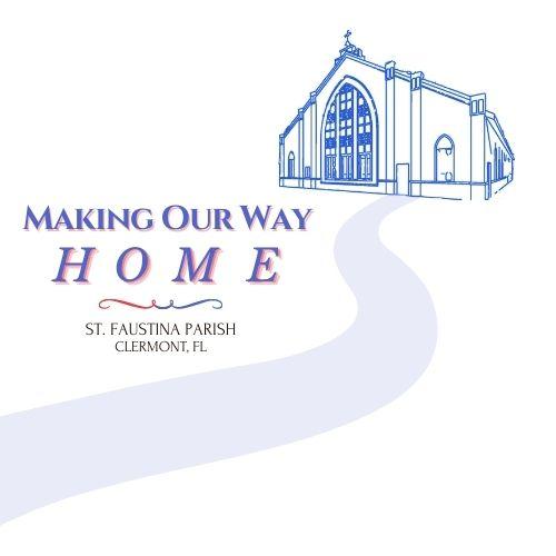 St. Faustina Parish Logo