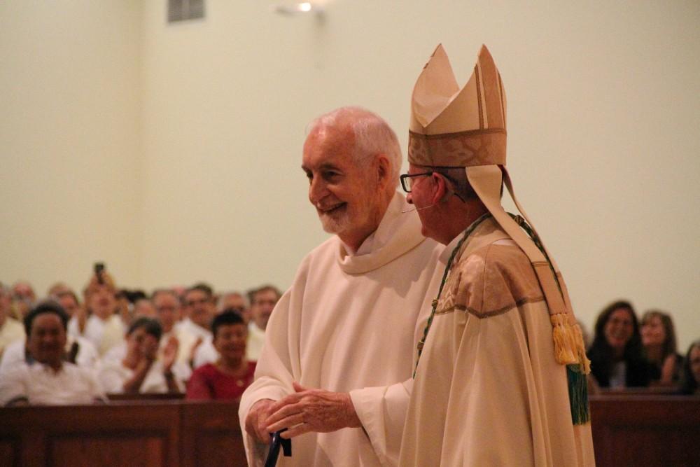 Priest Retirement Sean Cooney